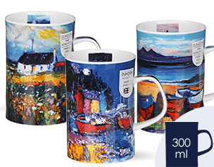 Dunoon Windsor Shape Mugs