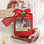Perfect Christmas collection from Yankee Candle