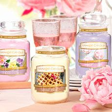 The Sunday Brunch collection from Yankee Candle