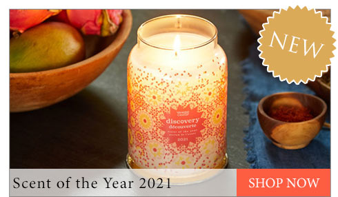 Yankee Candle Fragrance of the Year